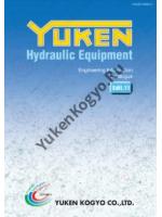 Промышленная гидравлика Yuken. Техническая информация (English)