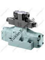 Гидрораспределитель электромагнитный Yuken DSHG-10-3C42-C1C2-T-D24-4340