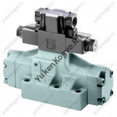 Гидрораспределитель электромагнитный Yuken DSHG-04-3C2-C2-E-D24-52
