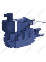 Гидрораспределитель (сервоклапан) прямого действия высокоскоростной линейн LSVHG-06EH-900-2P-E-A1-20