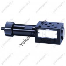 Гидроклапан предохранительный модульного монтажа Yuken MBP-01-C-30