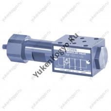 Гидроклапаны предохранительные модульного монтажа для линии Р, Ду 005 Yuken