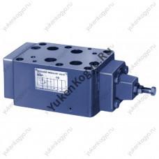 Гидроклапаны редукционные модульного монтажа, Ду 3/4 Yuken