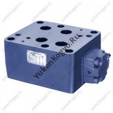Гидроклапаны редукционные модульного монтажа, Ду 1-1/4 Yuken
