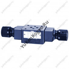 Гидроклапан обратный модульного монтажа Yuken MCP-01-4-30
