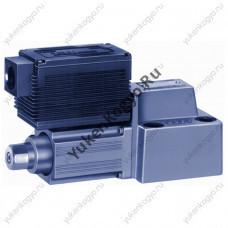 Гидроклапаны пропорциональные предохранительные с электрогидравлическим управлением серии «EH» Yuken