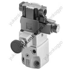 Клапан предохранительный с электромагнитным управлением Yuken A-BSG-10-2B3B-D24-N-4880