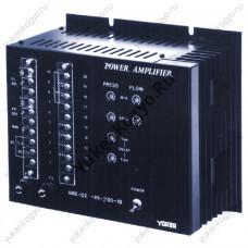 Усилители мощности для пропорциональных гидрораспределителей серии 40Ω-10Ω и предохранительных клапанов Yuken