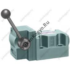 Гидрораспределители с ручным управлением Yuken DMG-03-3C2-50
