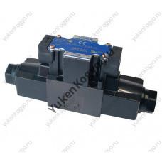 Гидрораспределитель с электромагнитным управлением Yuken DSG-01-2B2-A120-70