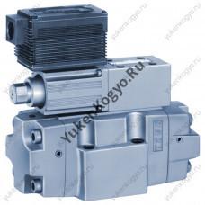 Пропорциональный предохранительный гидроклапан Yuken  с электрогидравлическим управлением серии «EH»