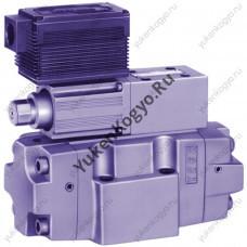 Регуляторы расхода Yuken пропорциональные с электрогидравлическим управлением серии «EH»