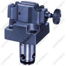 Гидроклапаны логические предохранительно- разгрузочные Yuken