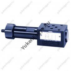 Гидроклапаны предохранительные модульного монтажа для линии А, Ду 1/8 Yuken