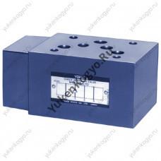 Гидроклапаны обратные модульного монтажа для линии А, Ду 3/8 Yuken