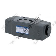 Клапан обратный управляемый модульного монтажа Yuken MPW-03-2-20