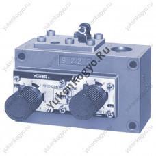 Гидроклапаны регулирования подачи Yuken