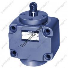 Гидроклапаны тормозные с обратным клапаном, резьбовое соединение Yuken